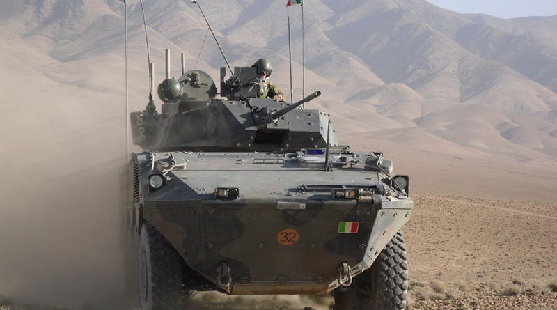Italy's CIO Seals Deal for Additional 30 Freccia Infantry Fighting Vehicle
