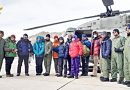 In 2 Days, IAF Rescues Over 107 Trekkers In Ladakh