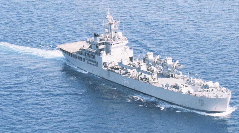 INS Airavat will undertake Humanitarian Assistance and Disaster Relief (HADR) mission as part of 'Operation Vanilla'