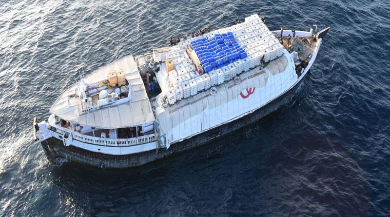 INS Sumedha Rescues Stranded Vessel Near Somali Coast