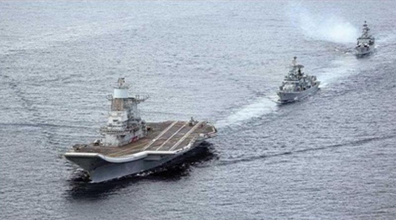 Indian Navy Gets NATO Grade Fuel