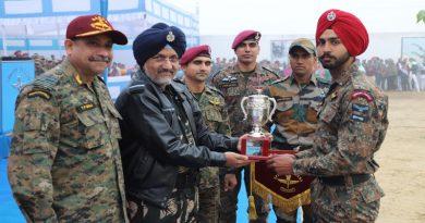 IAF Gets Batch of 131 New Garud Commandos