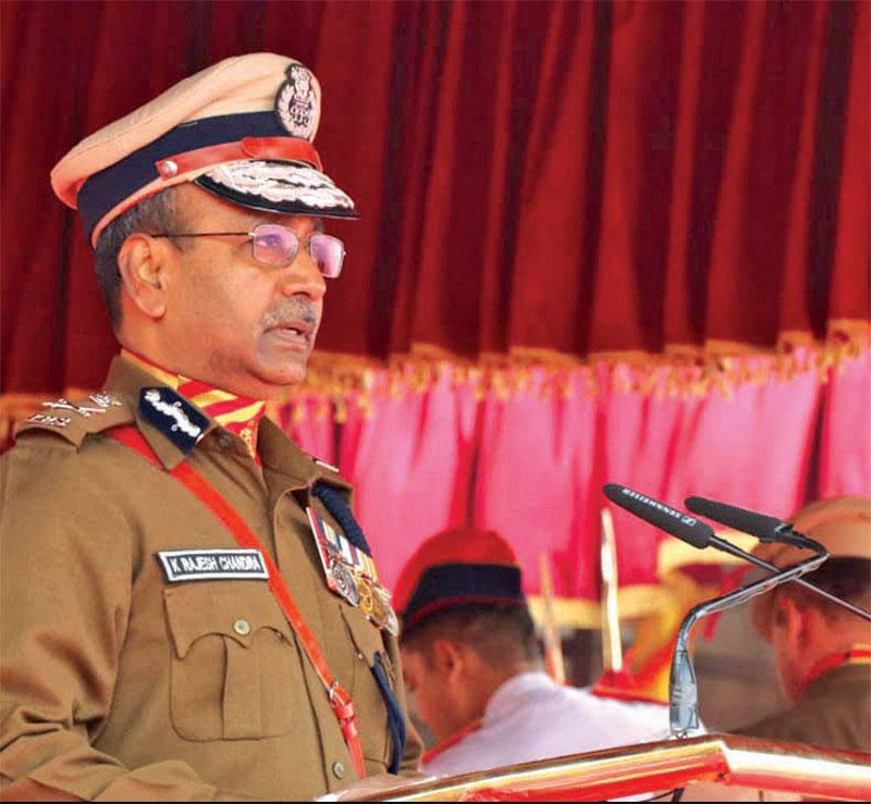 SSB DG Kumar Rajesh Chandra