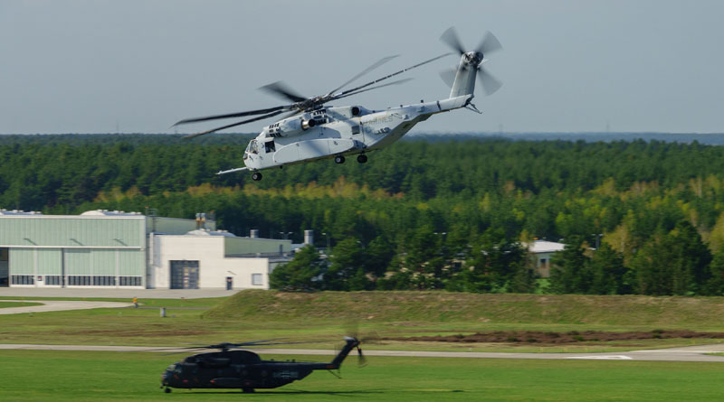 Sikorsky, Rheinmetall Submit Proposal for Germany's New Heavy Lift Helicopter