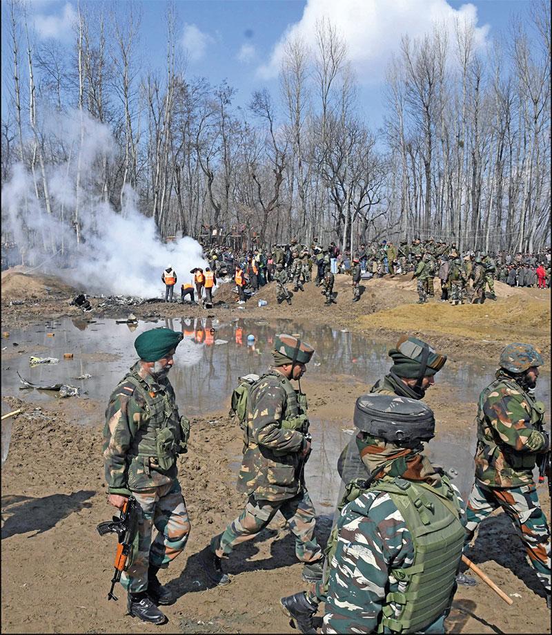 Balakot strikes