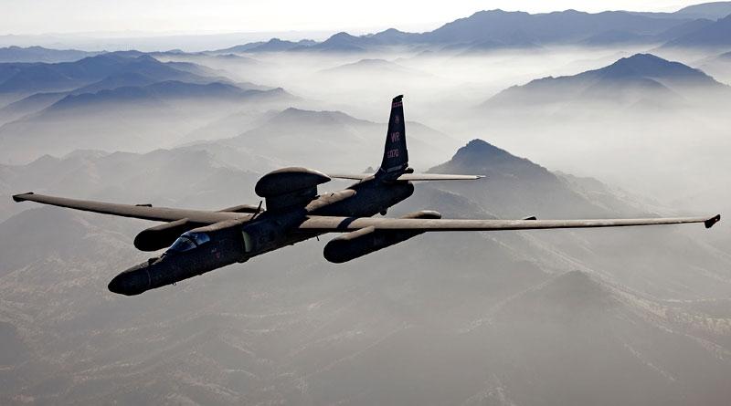 US Air Force, Lockheed Martin, Collins Aerospace Complete Sensor Upgrades on U-2 reconnaissance planes