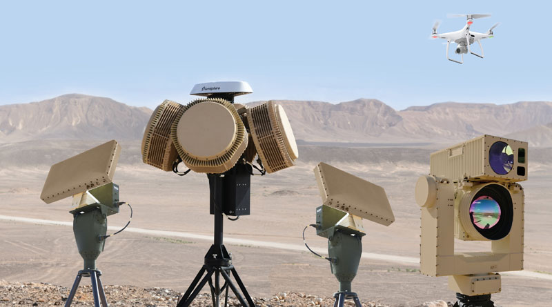 RAFAEL'S Drone Dome Intercepts Multiple Maneuvering Targets Successfully