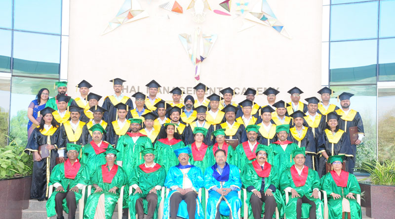 HAL Management Academy Holds Maiden Convocation of PGDAM