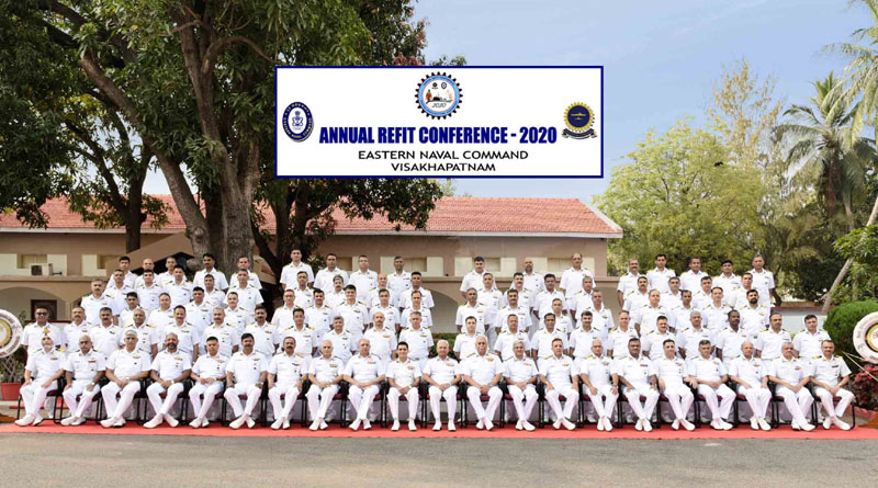 Indian Navy Reviews Refit of Naval Equipment
