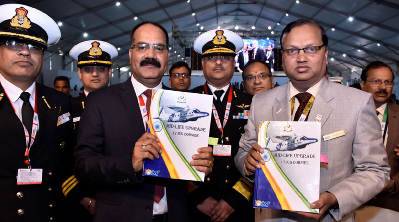 HAL and Indian Coast Guard
