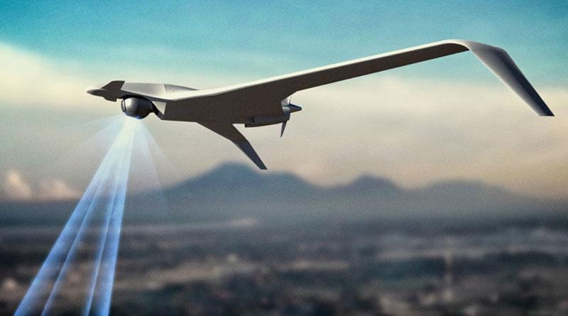 Rafael Introduces Microlite Sensor for airborne Wide-Area Persistent Surveillance Missions