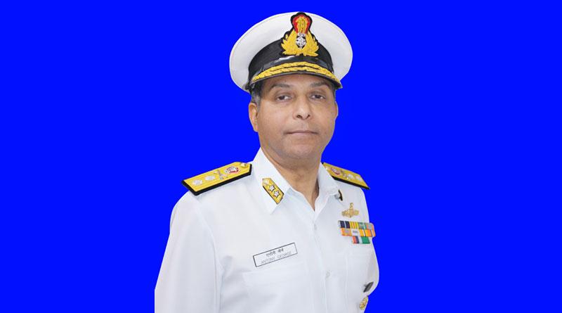 Rear Admiral Antony George