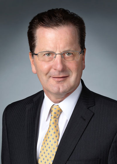 William L. Blair, Vice President & Chief Executive, Lockheed Martin India