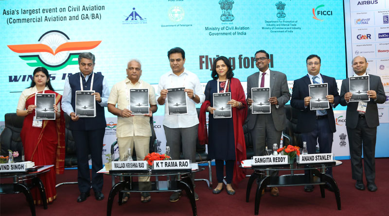 Aviation Industry Works Towards 'Flying for All' at Wings India 2020