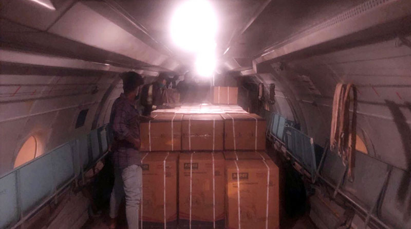IAF Offers a Helping Hand to the Government to Contain the Pandemic