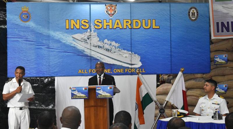 India Sends 600 Tonnes of Rice to Madagascar
