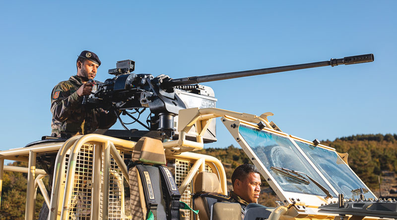French Firm Nexter P20 Finds it 'First Success' in Germany
