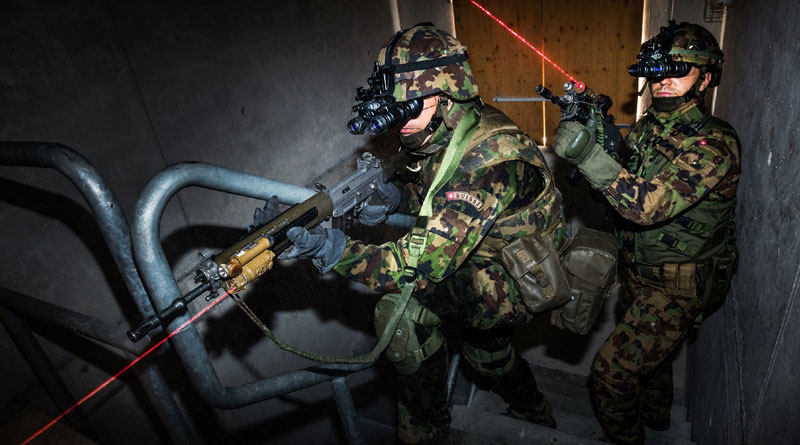 Swiss Army Procures VarioRay LLM Laser Light Modules