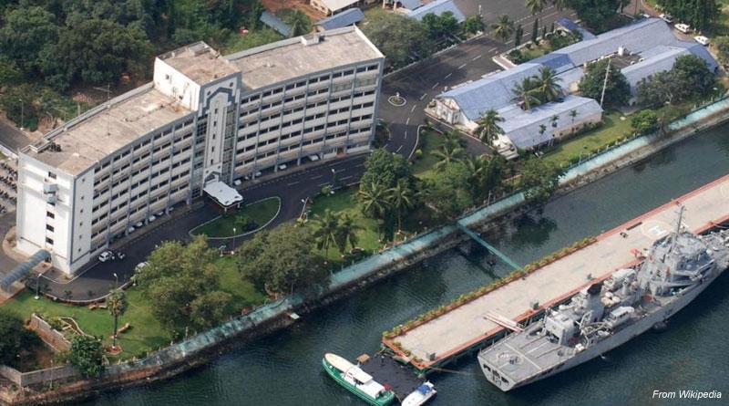 Indian Navy Sets Up Quarantine Facility at Visakhapatnam