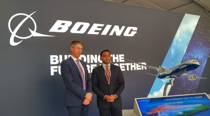At Wings India 2020, Boeing Reiterates its Commitment to India