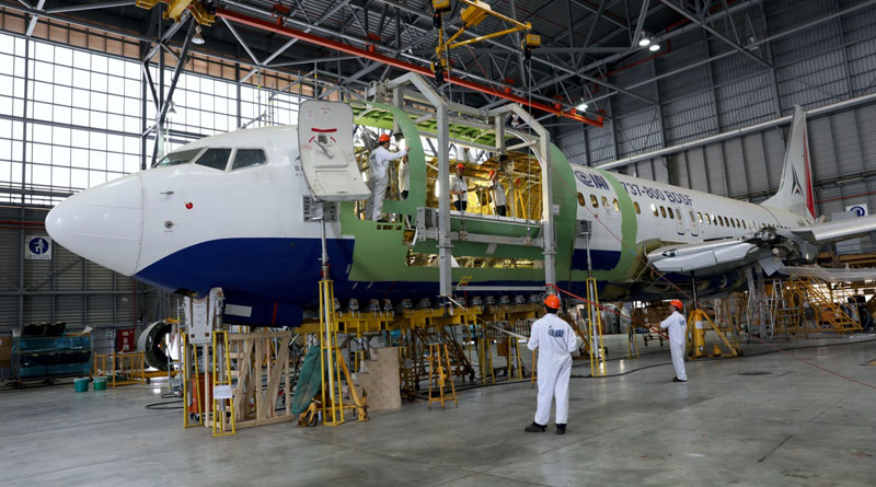 IAI to Convert Boeing B737-800 Aircraft to Freighter Configuration