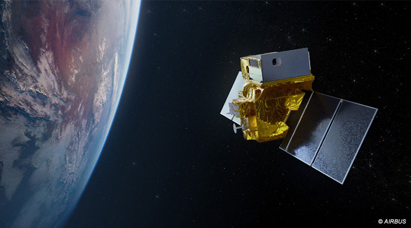 Airbus Supports Development and Production of Satellite TRISHNA