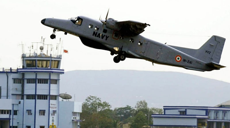 Indian Navy Ensures 24x7 Operations From Visakhapatnam Airfield