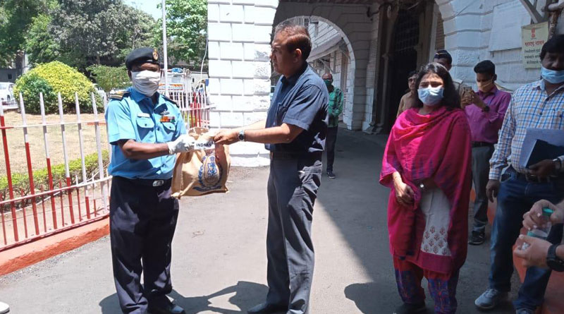 Indian Navy Contributes to Relief Efforts in Mumbai