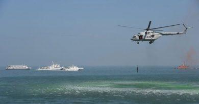 SAREX 2020: In a First Aeronautical, Maritime Mechanism was Harmonised