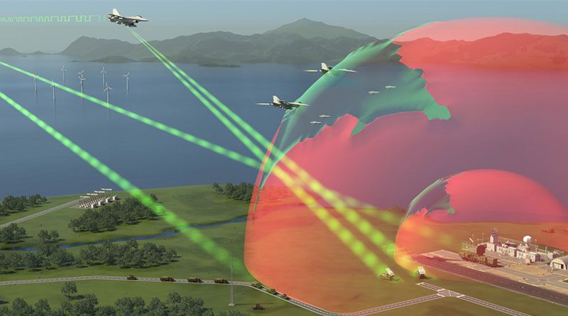 HENSOLDT's New Kalætron Product Acts as an Electronic Shield for Aircraft