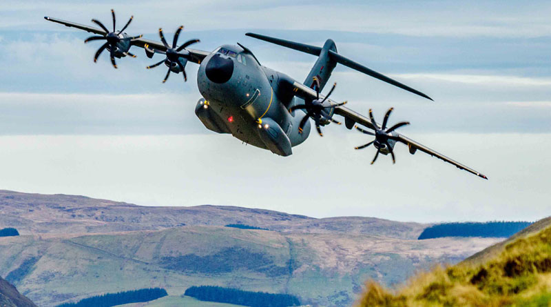Airbus A400M Achieves Automatic Low Level Flight certification