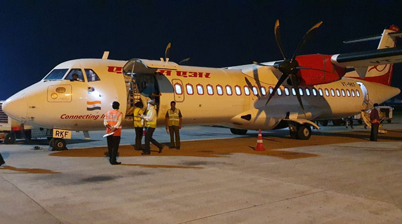 8,503 Indians Return from Abroad in 43 Flights Under Vande Bharat Mission