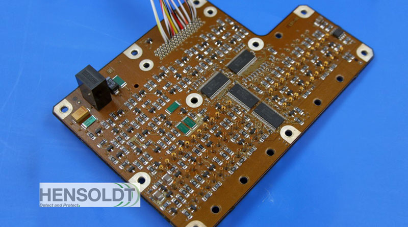 HENSOLDT and Nano Dimension Develop New Multi-Layer PCB