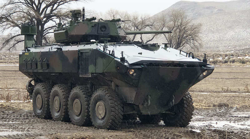 US Marine Corps ACV Program to Get KONGSBERG's MCT-30 Turret