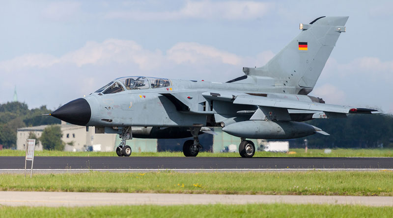 HENSOLDT Fits German Fighter Aircraft with IFF System
