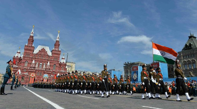 Rajnath Singh to Attend 75th Victory Day Parade of WW II in Moscow