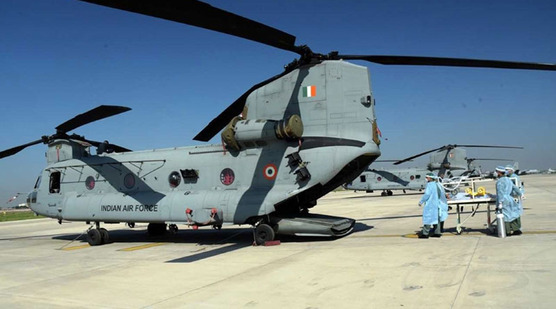 Indian Air Force's ARPIT For Rescue