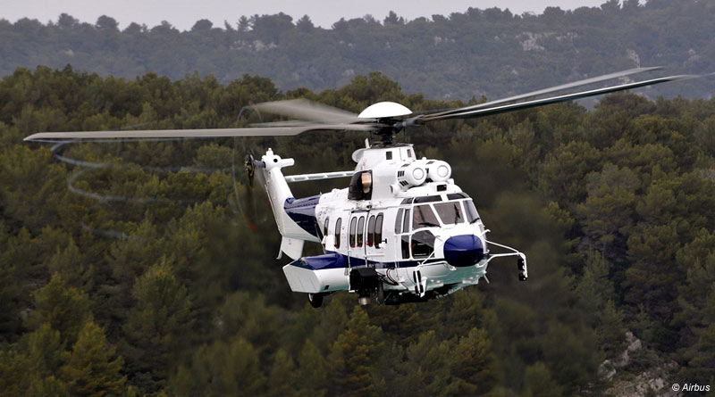 Airbus H225 and H135 to be added to Japan's National Police Agency's Fleet