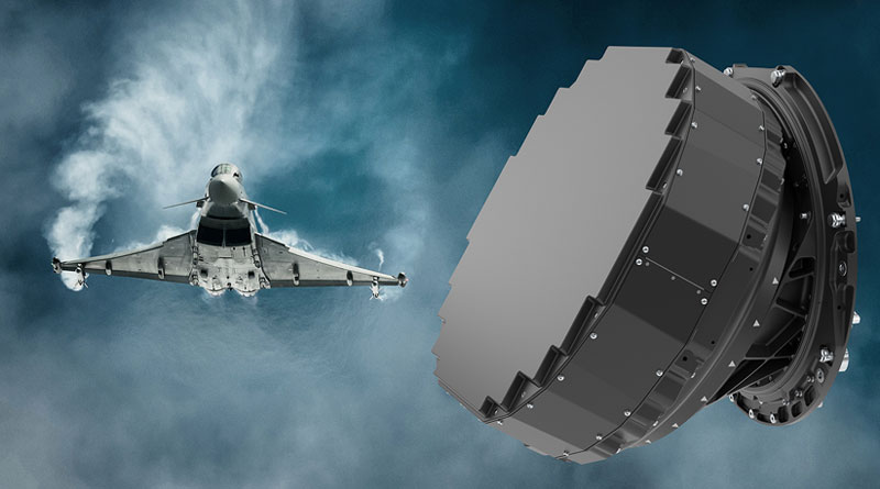 HENSOLDT Welcomes Germany's Decision to Develop New AESA Radar