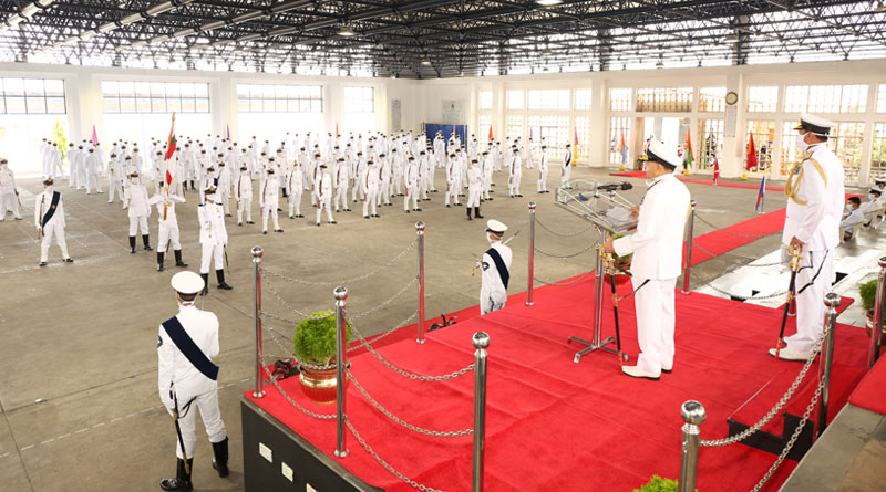 Course Completion Ceremony Held at Indian Naval Academy