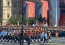 Moscow Holds 75th Victory Day Parade, Indian Troops March Along