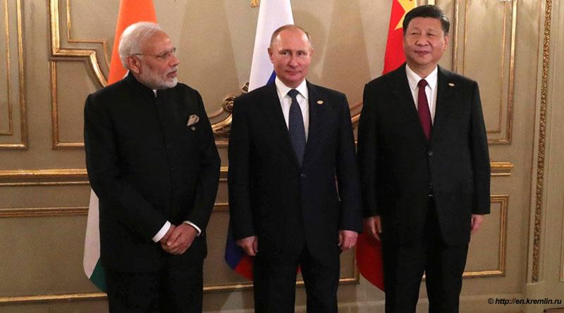 Kremlin Welcomes De-escalation Steps at LAC