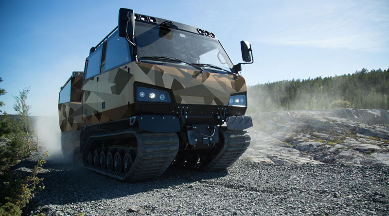 BAE Systems Offers Beowulf to US Army