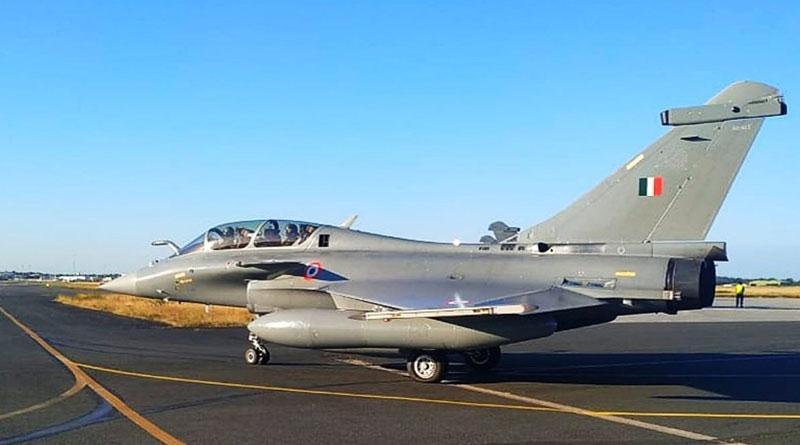 5 IAF Rafales Take off from Merignac, will arrive at Ambala on 29 July