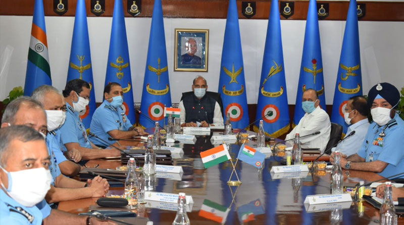 Indian Air Force Commanders' Conference – July 2020 Begins