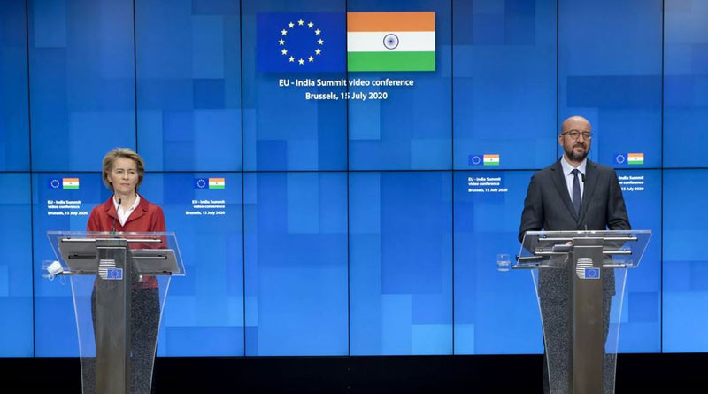 From Security to Trade, India-European Union Step Up Ties