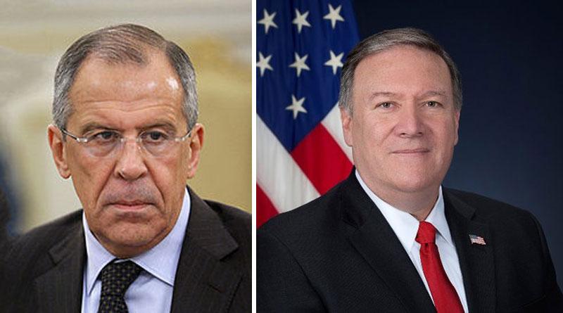 Lavrov, Pompeo Discuss UNSC Summit