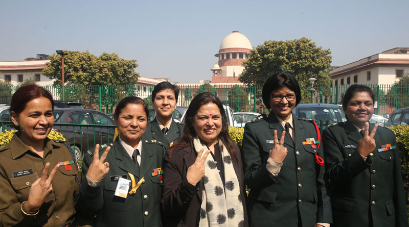 Government Orders Permanent Commission for Women Officers in the Indian Army
