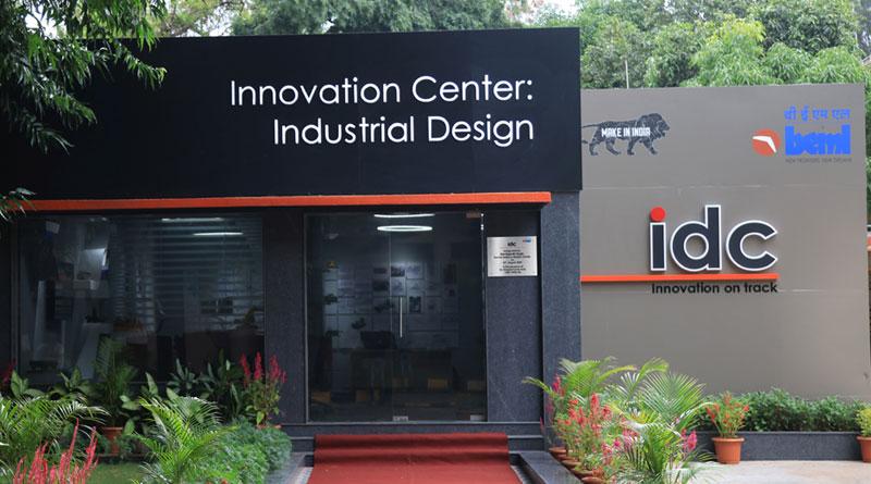 Ranath Singh Inaugurates BEML's Industrial Design Centre