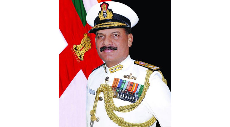Vice Admiral Dinesh K Tripathi Takes Charge as the New DGNO